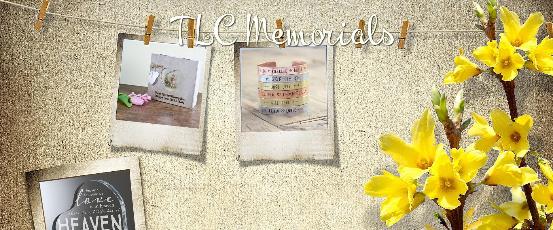 Memorials by TLC